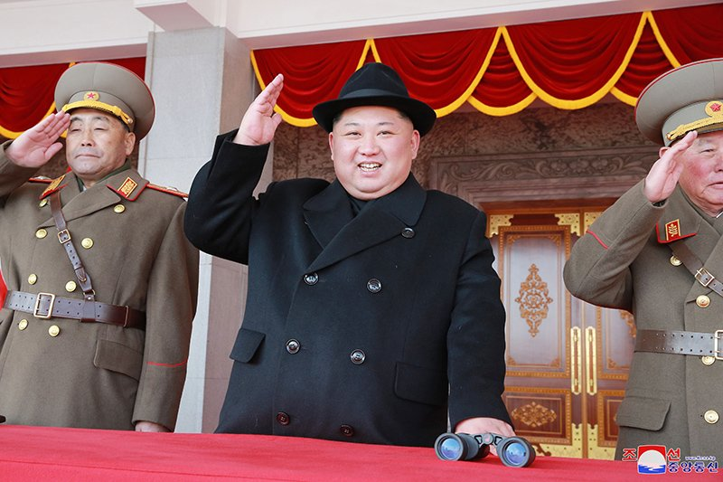 Ro tin ong Kim Jong-un tham Trung Quoc hinh anh 1