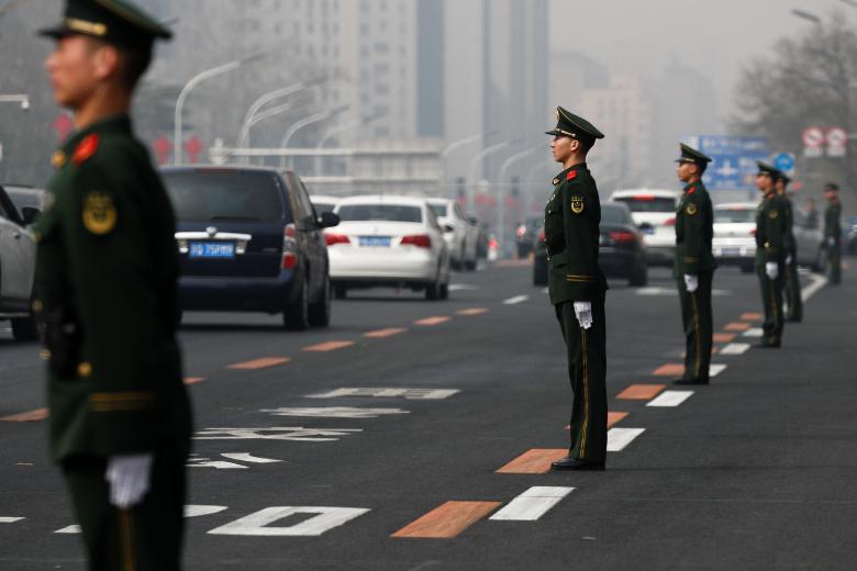 Anh: Can canh doan tau va chuyen tham Trung Quoc cua ong Kim Jong-un hinh anh 4