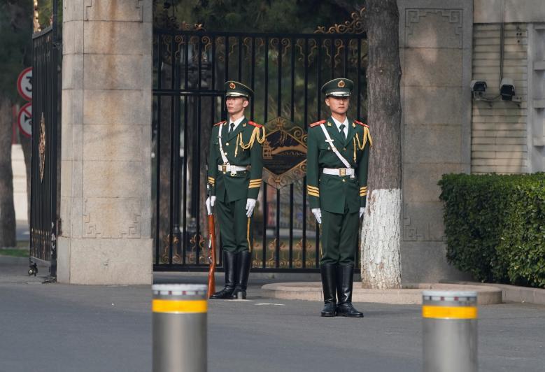 Anh: Can canh doan tau va chuyen tham Trung Quoc cua ong Kim Jong-un hinh anh 6