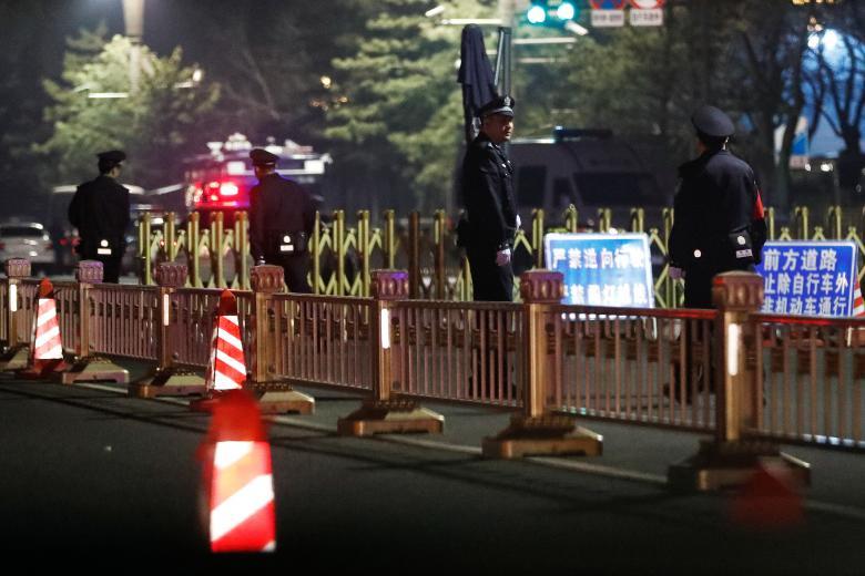 Anh: Can canh doan tau va chuyen tham Trung Quoc cua ong Kim Jong-un hinh anh 8