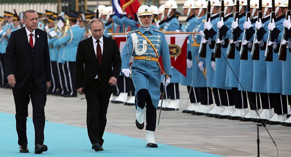Tong thong Putin tuyen bo IS bi danh bai hoan toan o Syria hinh anh 1