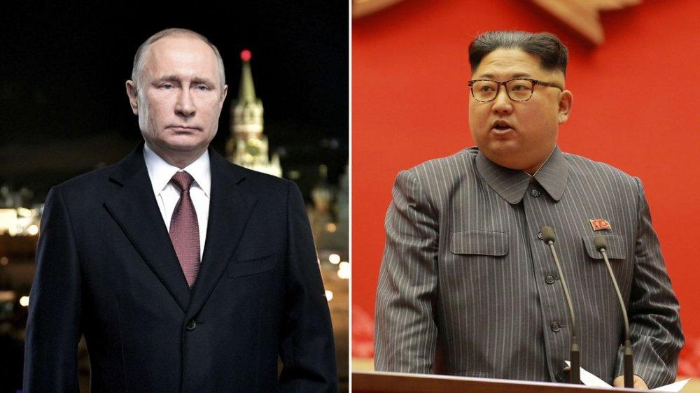 Nga binh luan gi truoc thong tin ong Putin co the chuan bi gap ong Kim Jong-un? hinh anh 1