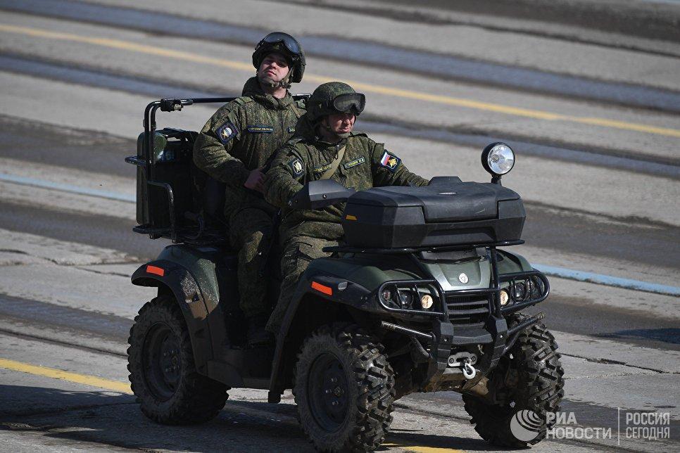 Anh: Dan vu khi toi tan se co mat trong le duyet binh Ngay Chien thang 9/5 o Nga hinh anh 11