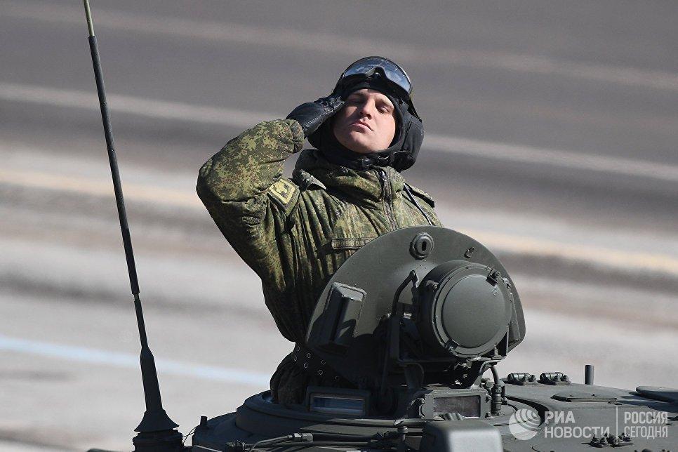 Anh: Dan vu khi toi tan se co mat trong le duyet binh Ngay Chien thang 9/5 o Nga hinh anh 15