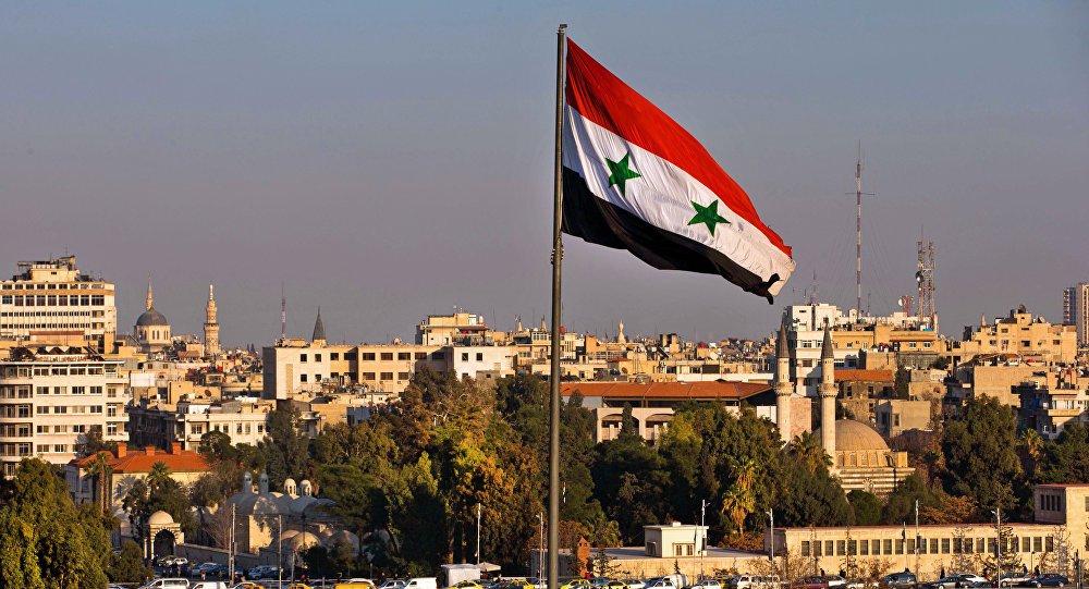Bi Israel khong kich can cu quan su, Syria phan ung the nao? hinh anh 1