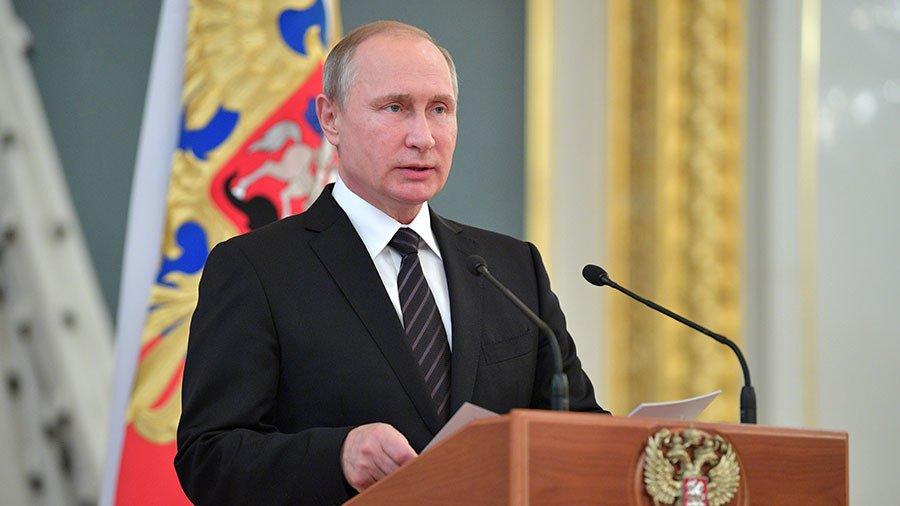 Tong thong Putin lan dau phat bieu giua luc cang thang tai Syria leo thang hinh anh 1