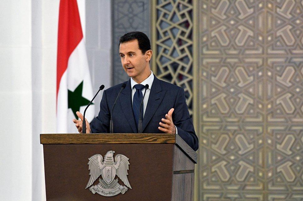 Tong thong Syria tung rat than thiet voi Anh, My hinh anh 1