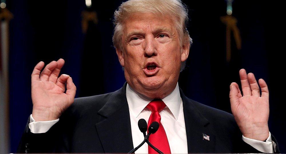 Tong thong My Donald Trump: Tan cong Syria la nhiem vu hoan hao hinh anh 1