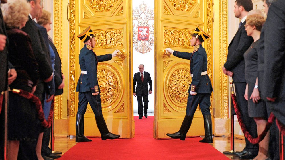Anh: Le nham chuc cua Tong thong Nga qua cac thoi ky hinh anh 8