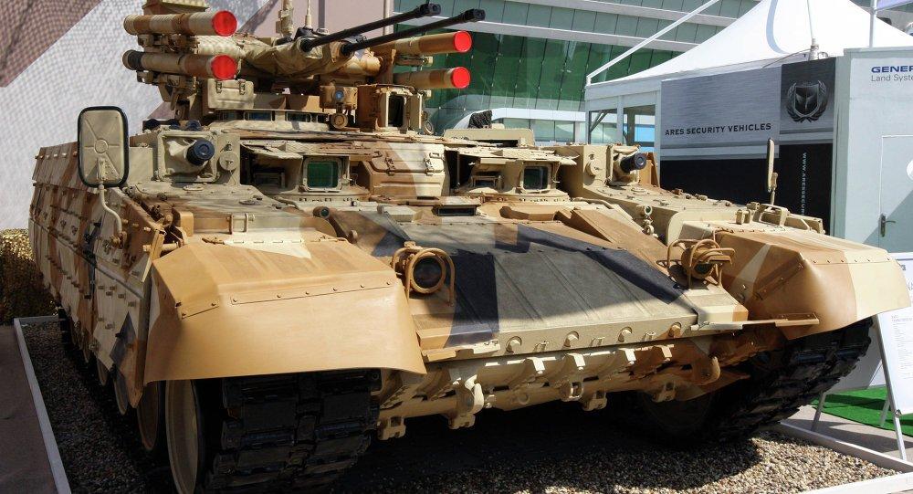 Kham pha BMPT Terminator-2 - 'Ke huy diet' moi cua quan doi Nga hinh anh 1