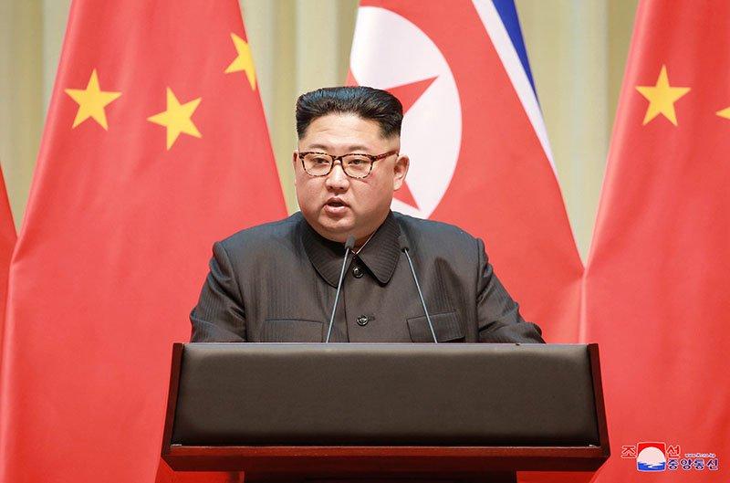 Anh hiem ve chuyen tham Trung Quoc cua ong Kim Jong-un hinh anh 6