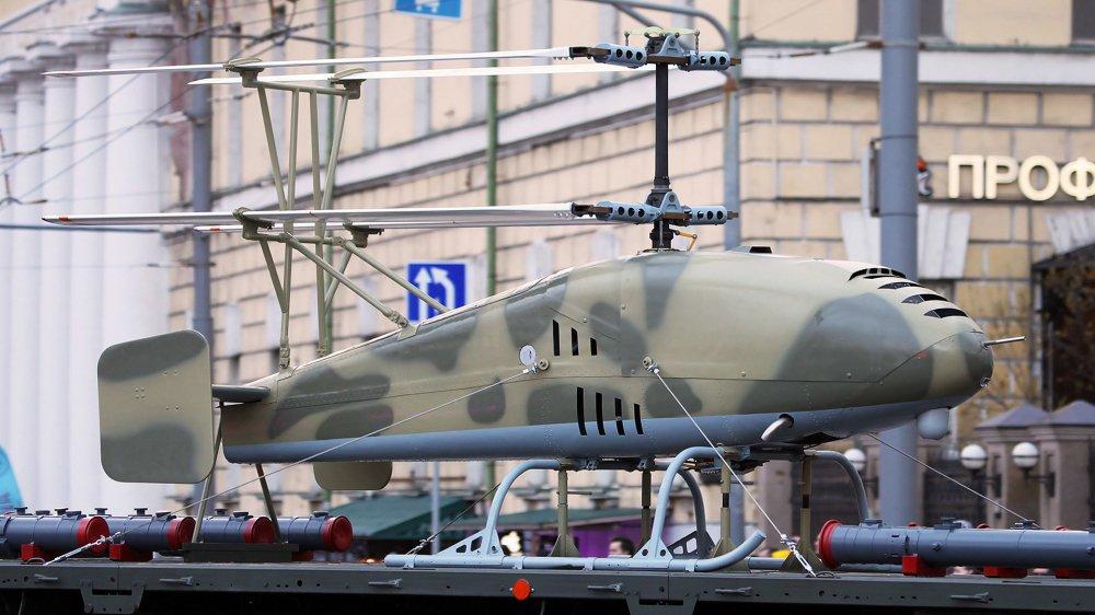 Suc manh cua 2 mau UAV Nga xuat hien trong duyet binh Ngay Chien thang hinh anh 2