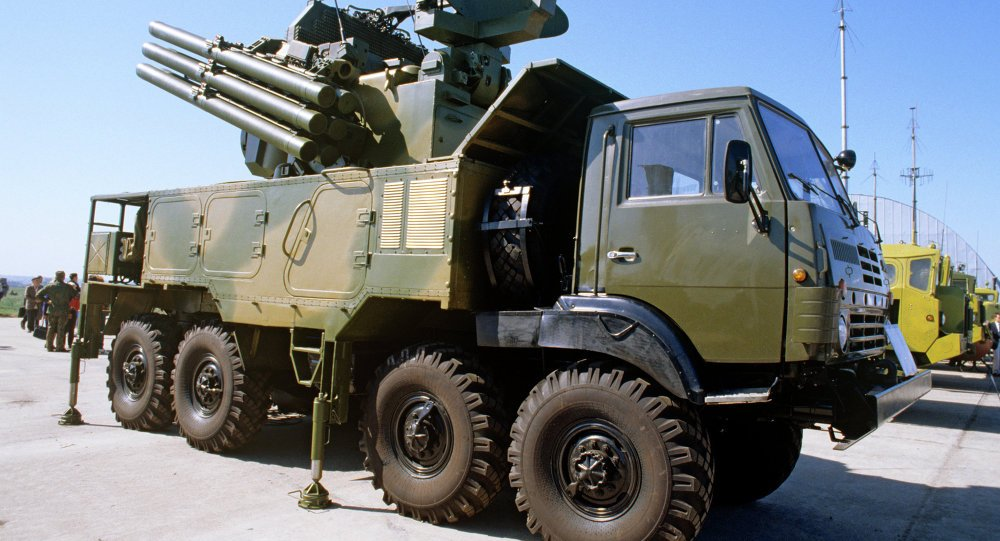 Chuyen gia Nga tiet lo nguyen nhan khien Pantsir-S1 cua Syria bi ten lua Israel pha huy hinh anh 1