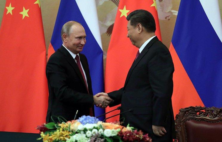 Tong thong Nga Vladimir Putin tang ong Tap Can Binh mon qua dac biet hinh anh 1