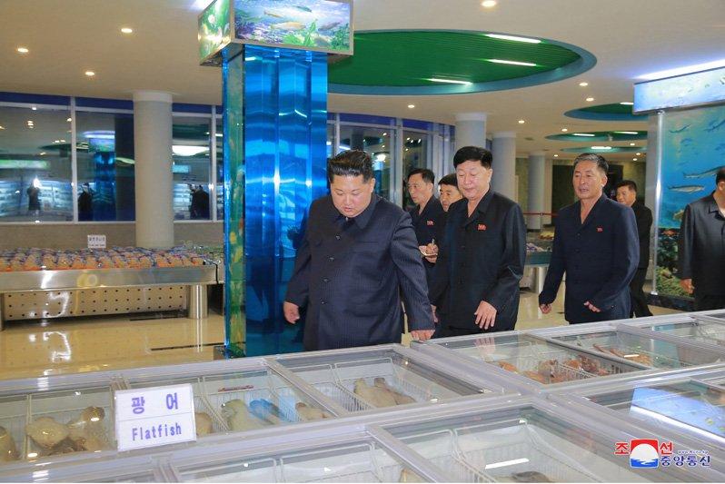 Ong Kim Jong-un di dau truoc khi toi Singapore tham du Hoi nghi My - Trieu? hinh anh 7