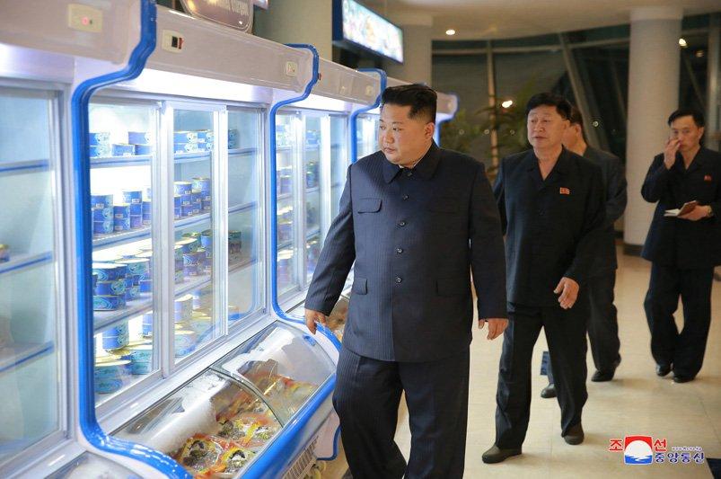 Ong Kim Jong-un di dau truoc khi toi Singapore tham du Hoi nghi My - Trieu? hinh anh 8