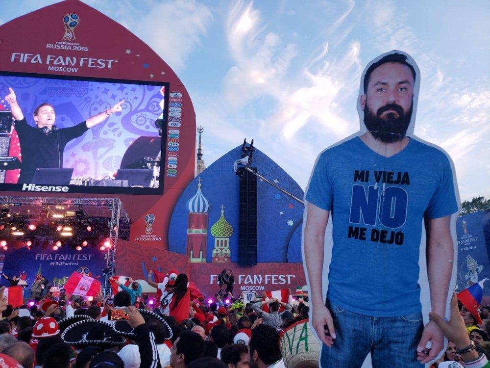 Vo khong cho sang Nga xem World Cup, ban than cua chong hanh dong bat ngo hinh anh 2