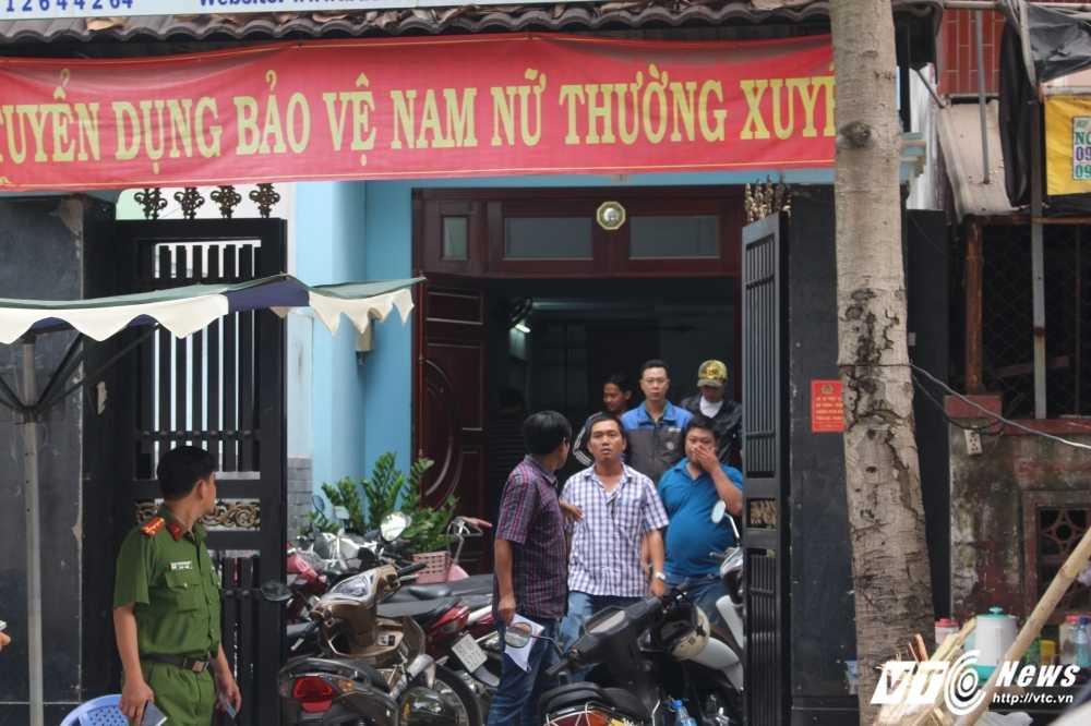 Giam doc cong ty an ninh Viet Nhat no sung doa phu nu o TP.HCM: Cong an vao cuoc hinh anh 1