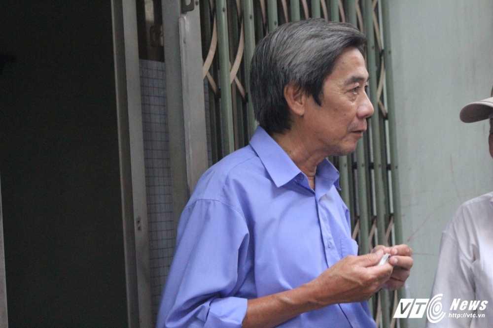 Chay nha o Sai Gon, 8 nguoi thuong vong: Nhieu nguoi nhay tang thoat than hinh anh 4