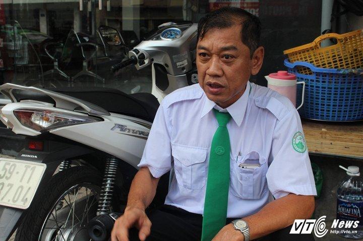 Cong an khen thuong tai xe taxi dung cam tong cuop o Sai Gon hinh anh 2