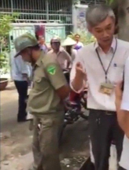 Be khoa nha dan bat 9 con ga Dong Tao: Se xu ly can bo theo dung quy dinh hinh anh 1