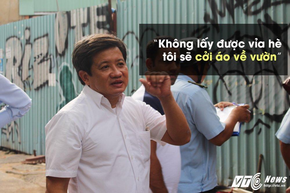 Ong Doan Ngoc Hai xin tu chuc: Chu tich TP.HCM len tieng hinh anh 1