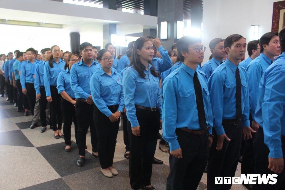 Nhieu doan quoc te vieng nguyen Thu tuong Phan Van Khai hinh anh 14