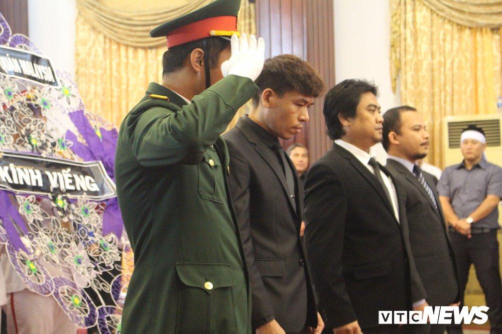 Nhieu doan quoc te vieng nguyen Thu tuong Phan Van Khai hinh anh 2