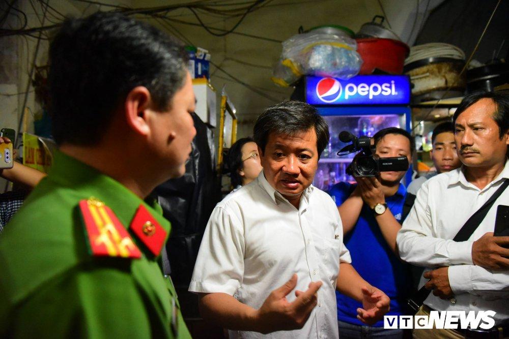Thanh uy TP.HCM van dang xem xet don tu chuc cua ong Doan Ngoc Hai hinh anh 1