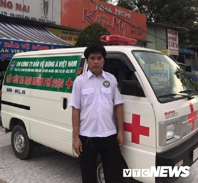 Nan nhan vu no sung o Dong Nai: 'Toi tuong minh bi chem roi dau' hinh anh 3