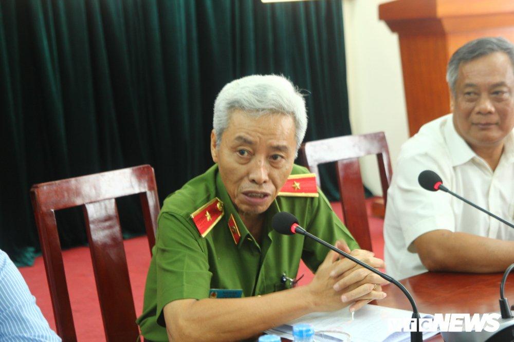 Pho giam doc Cong an TP.HCM: Dun day pha an, khi thanh cong thi vo cong trang ve minh hinh anh 1
