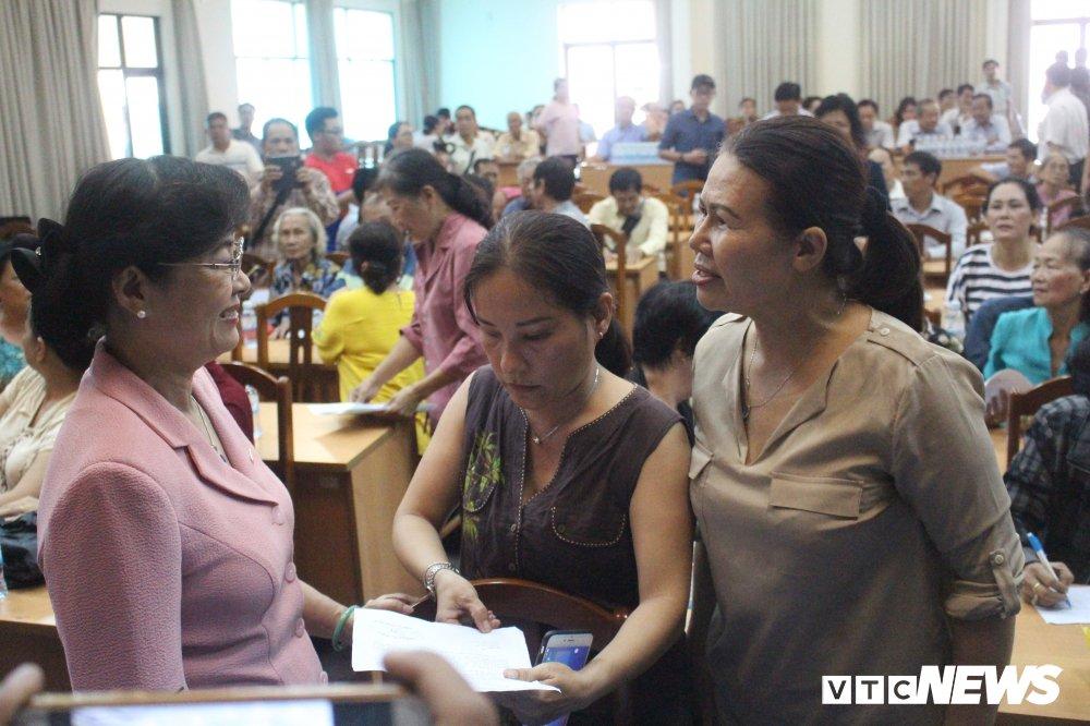 Truong Ban tiep dan Trung uong: 'Vu Thu Thiem dang nhe phai giam sat cach day 7-8 nam' hinh anh 2