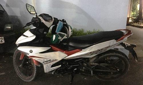 Hang chuc canh sat cung cho nghiep vu truy bat ke cuop xe om hinh anh 2