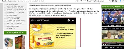 Lat mat 'manh khoe' lap trang web gia mao nap danh Hoc vien Quan y hinh anh 1