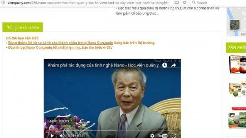 Lat mat 'manh khoe' lap trang web gia mao nap danh Hoc vien Quan y hinh anh 2