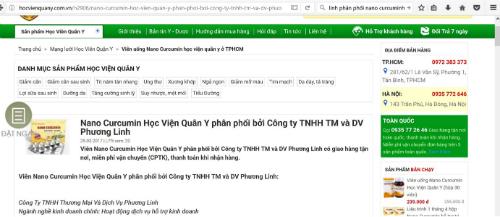 Lat mat 'manh khoe' lap trang web gia mao nap danh Hoc vien Quan y hinh anh 3