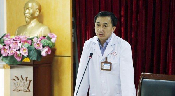 Giam doc Benh vien K: 'Che do an khong dieu tri duoc ung thu' hinh anh 2