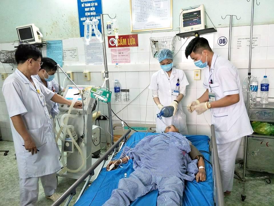 Tuyen Quang: Mot nguoi bi suy da tang vi... say nang hinh anh 1