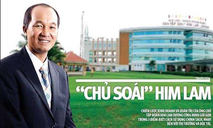 Ung vien so 1 Chu tich Sacombank: Ong Duong Cong Minh la ai? hinh anh 2