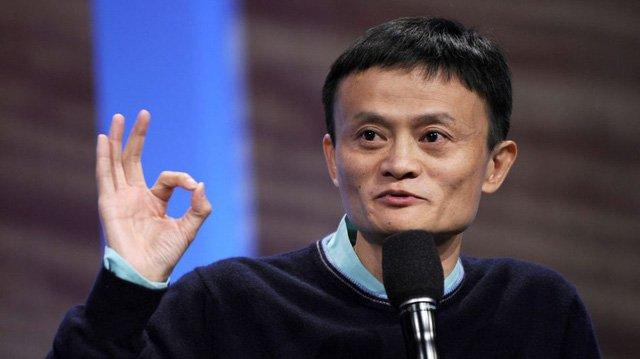 Ty phu Jack Ma: 'Alibaba se lon hon nen kinh te Anh trong 20 nam toi' hinh anh 1
