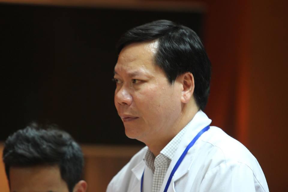 Bat bac si Luong trong su co chay than o Hoa Binh: Giam doc benh vien dang bi dinh chi noi gi? hinh anh 2