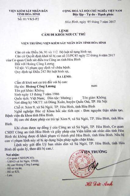 Bac si Luong duoc tai ngoai va nhung dieu chua biet hinh anh 3