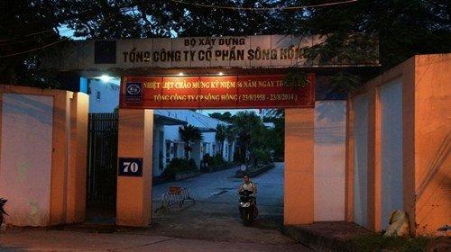 Lo gan 400 ty dong: Tong cong ty Song Hong bi Bo Tai chinh canh bao hinh anh 1