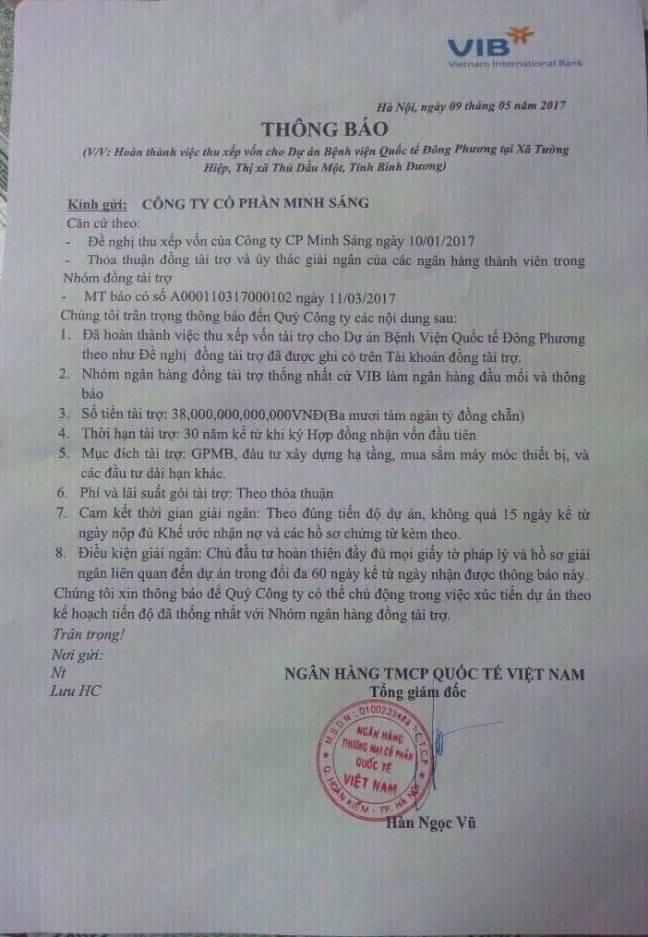 Gia mao chu ky Tong giam doc Ngan hang VIB lua 1,6 ty USD hinh anh 1