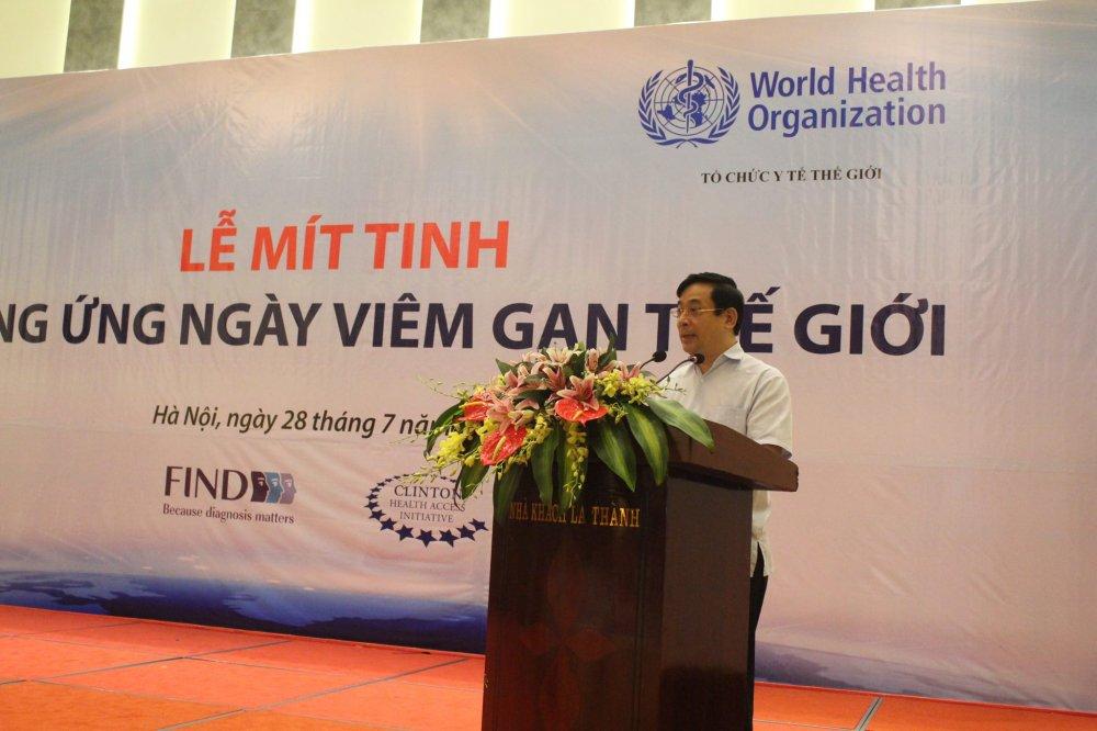Bao dong: Viet Nam co 8,8 trieu nguoi bi viem gan virus, cao gap 40 lan nguoi nhiem HIV hinh anh 1