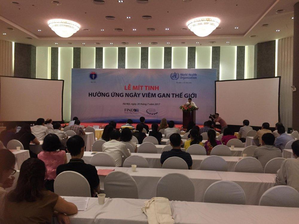 Bao dong: Viet Nam co 8,8 trieu nguoi bi viem gan virus, cao gap 40 lan nguoi nhiem HIV hinh anh 2