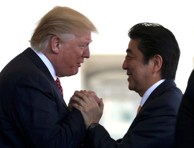 Tong thong Trump: Da chuan bi 'tat ca phuong an' cho Trieu Tien hinh anh 1