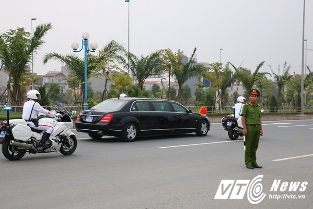Le don Chu tich Trung Quoc Tap Can Binh tham chinh thuc Viet Nam hinh anh 7