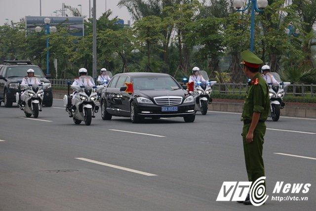 Le don Chu tich Trung Quoc Tap Can Binh tham chinh thuc Viet Nam hinh anh 5
