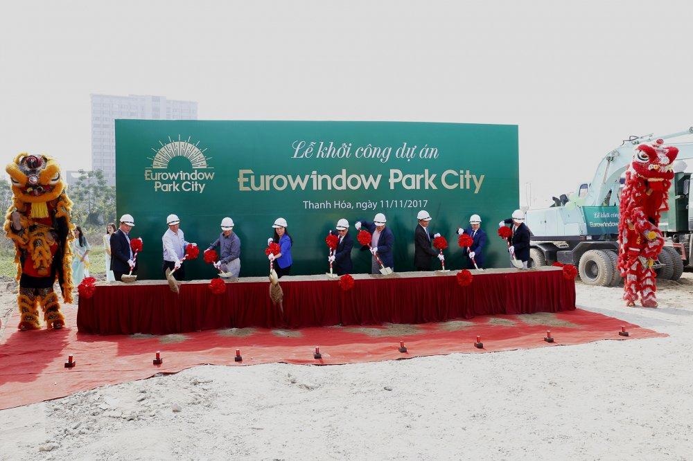 Thanh Hoa: Khoi cong du an KDT Eurowindow Park City hinh anh 3